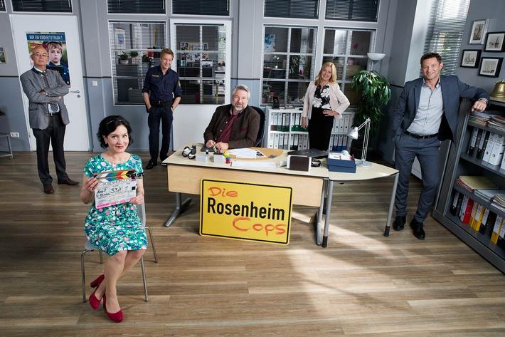"""Die Rosenheim Cops"" ZDF dreht 26 neue Folgen   Presseportal News  Presseportale ..."